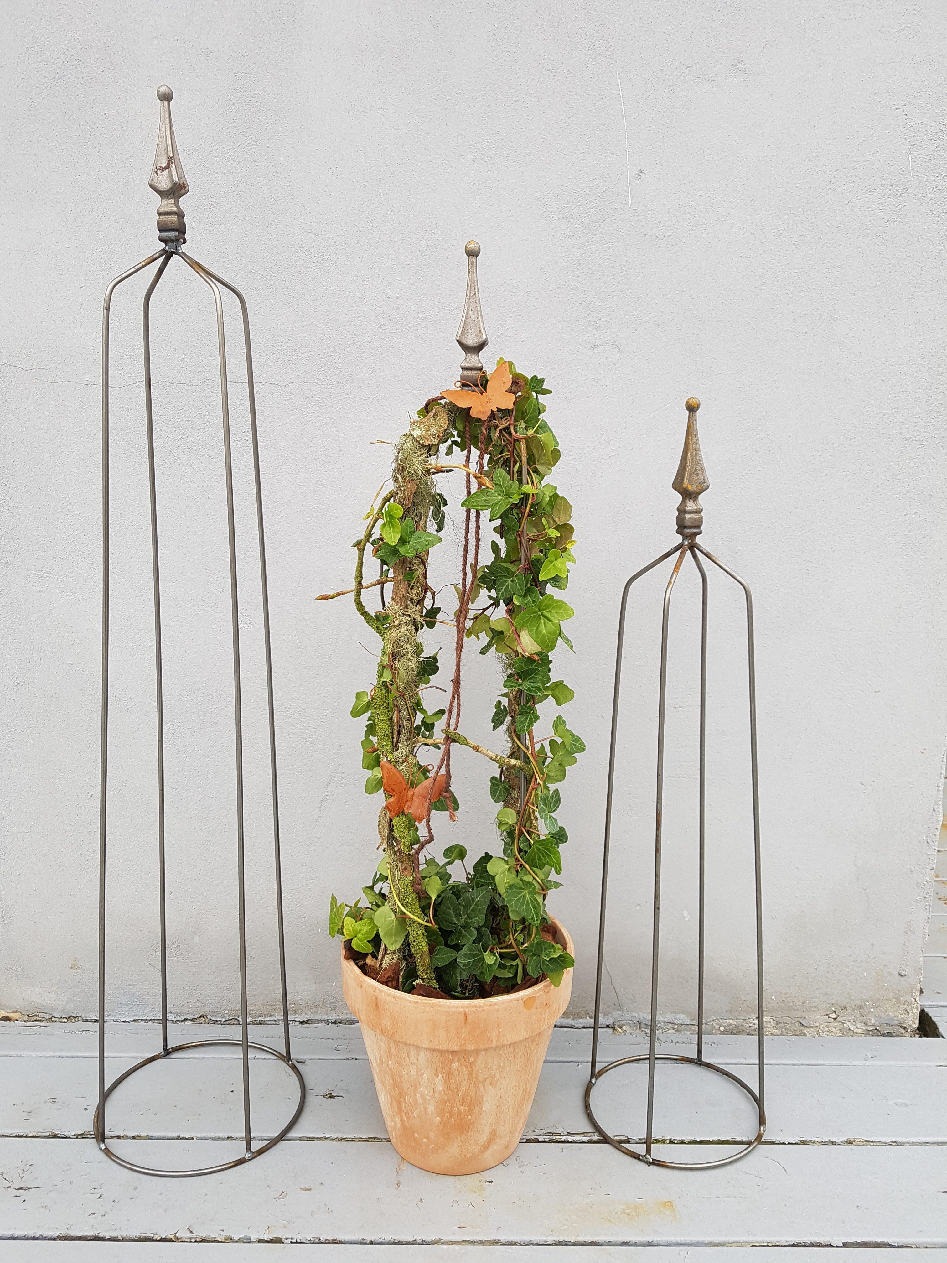 Plantestativ udendørs